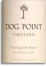 2015 Dog Point Vineyard Sauvignon Blanc Marlborough