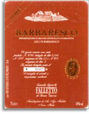 2011 Bruno Giacosa Barbaresco Asili Riserva