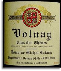 2009 Domaine Michel Lafarge Volnay Clos Des Chenes