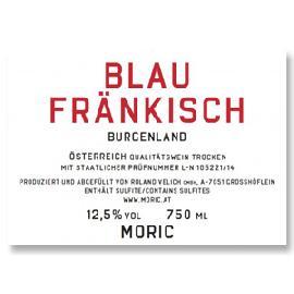 2014 Moric Blaufrankisch