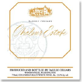 2014 DeLille Cellars Chaleur Estate Blanc
