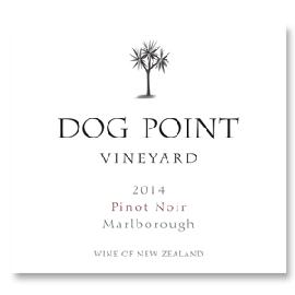 2014 Dog Point Vineyard Pinot Noir Marlborough