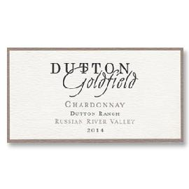 2014 Dutton-Goldfield Dutton Ranch Chardonnay Russian River Valley