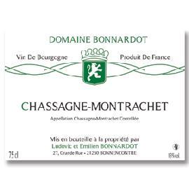 2014 Domaine Bonnardot Chassagne-Montrachet
