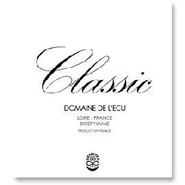 """2015 Domaine de l'Ecu Muscadet-Sevre et Maine """"Classic"""""""