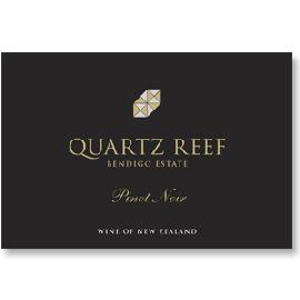 2015 Quartz Reef Pinot Noir Bendigo Single Vineyard Central Otago