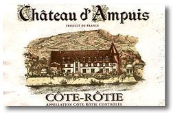 2012 E. Guigal Cote Rotie Chateau d'Ampuis