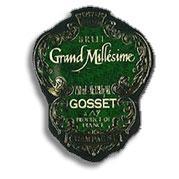 2006 Gosset Grand Millesime Brut
