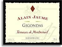 2016 Alain Jaume Gigondas Terrasses de Montmirail