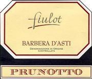 2011 Prunotto Barbera d'Asti Fiulot
