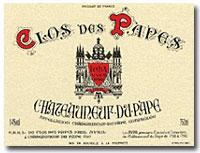 2010 Clos des Papes Chateauneuf-du-Pape