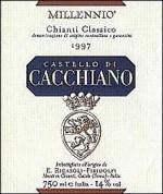 2007 Castello Di Cacchiano Chianti Classico Millennio