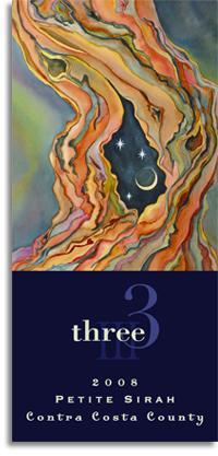 2006 Three Wine Company Petite Sirah