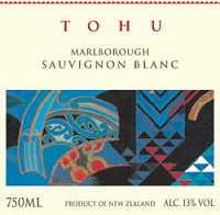2012 Tohu Wines Sauvignon Blanc Marlborough
