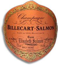 Vv Billecart Salmon Cuvee Elisabeth Salmon Brut Rose