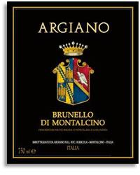 2007 Argiano Brunello Di Montalcino
