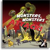 2009 Some Young Punks Monsters Monsters Attack Riesling Clare Valley