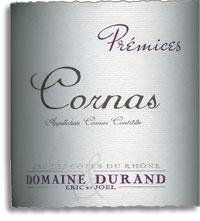 2010 Domaine Eric & Joel Durand Cornas Premices