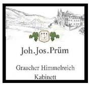2012 Joh. Jos. Prum Graacher Himmelreich Riesling Kabinett