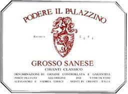2006 Podere Il Palazzino Chianti Classico Grosso Sanese