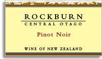 2011 Rockburn Pinot Noir Central Otago