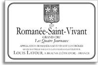 2012 Louis Latour Romanee St. Vivant Les Quatres Journeaux