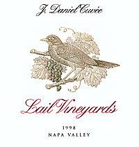 2002 Lail Vineyards J Daniel Cuvee Cabernet Sauvignon Napa Valley