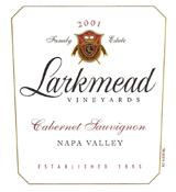 2002 Larkmead Cabernet Sauvignon Estate Napa Valley