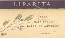 1997 Liparita Cellars Cabernet Sauvignon Napa Valley