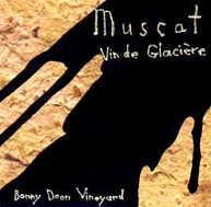 NV Bonny Doon Vineyard Muscat Vin De Glaciere