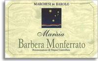2012 Marchesi Di Barolo Barbera Monferrato Maraia