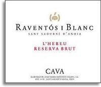 2010 Raventos i Blanc l'Hereu Reserva Brut Cava