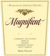 2013 Franciscan Meritage Red Magnificat Napa Valley