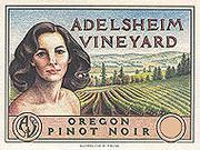 2007 Adelsheim Pinot Noir Willamette Valley