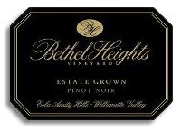 2013 Bethel Heights Vineyard Pinot Noir Estate Grown Willamette Valley