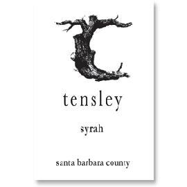 2015 Tensley Syrah Santa Barbara County