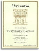 2012 Masciarelli Montepulciano d'Abruzzo Abruzzo