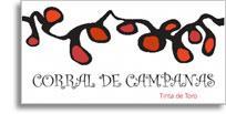 2011 Quinta De La Quietud Corral De Campanas Toro