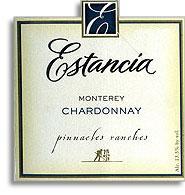 2009 Estancia Chardonnay Monterey County
