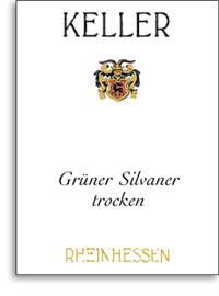 2010 Weingut Keller Gruner Silvaner Trocken