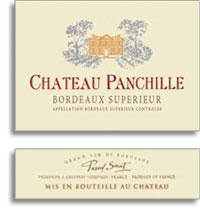 2009 Chateau Panchille Bordeaux Superieur