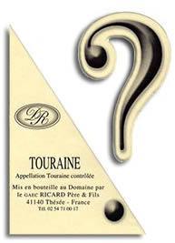 2009 Domaine Vincent Ricard Touraine