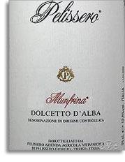 2012 Pelissero Dolcetto d'Alba Munfrina