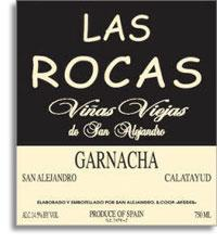 2008 Las Rocas De San Alejandro Garnacha Vinas Viejas Calatayud