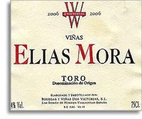 2007 Bodegas Y Vinedos Dos Victorias Elias Mora Toro