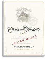 2008 Chateau Ste. Michelle Chardonnay Indian Wells Columbia Valley