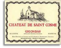 2007 St. Cosme Chateau du St. Cosme Gigondas