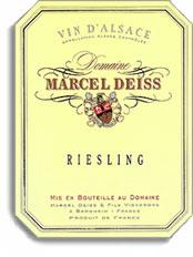 2011 Domaine Marcel Deiss Riesling