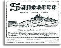 2005 Domaine Hippolyte Reverdy Sancerre