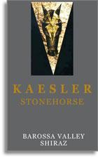 2010 Kaesler Wines Shiraz Stonehorse Barossa Valley